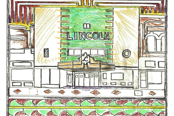 Lincoln Theatre Sketch